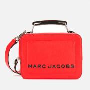 Marc Jacobs Women's The Box 20 Cross Body Bag - Geranium