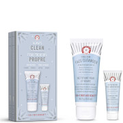 First Aid Beauty Always Clean Kit (Worth £13.00)