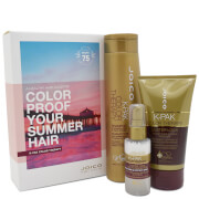 Joico K-Pak Color Therapy Color Proof Your Summer Hair Trio Pack (Worth £38.65)