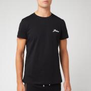 Balmain Men's Small Signature T-Shirt - Noir
