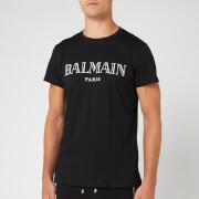 Balmain Men's Paris T-Shirt - Noir