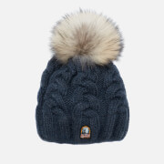 Parajumpers Women's Cable Hat - Navy