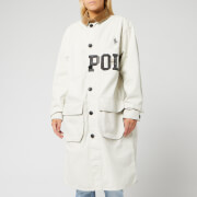 Polo Ralph Lauren Women's Denim Jacket - Chic Cream