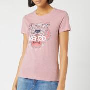 KENZO Women's Tiger Classic T-Shirt - Flamingo Pink