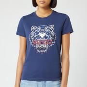 KENZO Women's Tiger T-Shirt - Ink