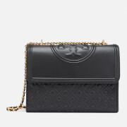 Tory Burch Women's Fleming Convertible Shoulder Bag - Black