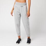 adidas by Stella McCartney Women's Essential Sweatpants - Medium Grey Heather
