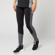 adidas by Stella McCartney Women's Comfort Tights - Black/Grey Five