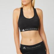 adidas by Stella McCartney Women's Essential Bra - Black