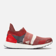 adidas by Stella McCartney Women's Ultraboost X 3.D S Trainers - Clay Red