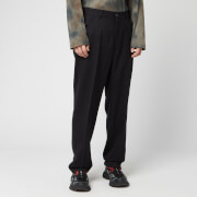 Our Legacy Men's Wool 22 Chinos - Black Panama