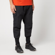Y-3 Men's Nylon Cargo Pants - Black