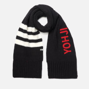 Y-3 Men's Yohji Scarf - Black