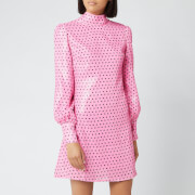 Olivia Rubin Women's Melissa Dress - Pink Polka Dot