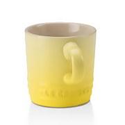 Le Creuset Stoneware Espresso Mug - 100ml - Soleil Yellow