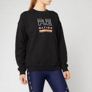 P.E Nation Women's Ignition Sweatshirt - Black