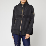 P.E Nation Women's Training Day Man Down Jacket - Black
