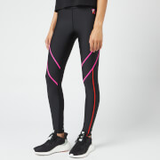 P.E Nation Women's Centre Mark Leggings - Black