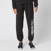 P.E Nation Women's Downclimb Track Pants - Black