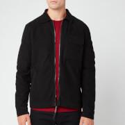 C.P. Company Men's Cord Overshirt - Black