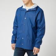 RAINS Men's Jacket - Klein Blue