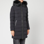 Mackage Women's Calla Matte Padded Parka - Black