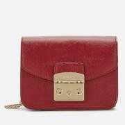 Furla Women's Metropolis Mini Cross Body Bag - Red