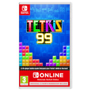 TETRIS® 99 + 12-Month Nintendo Switch Online Membership