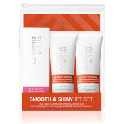 Philip Kingsley Smooth and Shiny Jet Set (Worth £39.00)