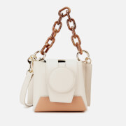 Yuzefi Women's Daria Bag - Cream/Cappuccino