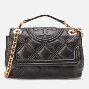 Tory Burch Women's Fleming Soft Small Convertible Shoulder Bag - Black