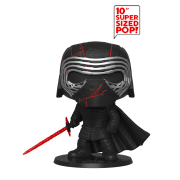"Star Wars: Rise of the Skywalker - Kylo Ren 10"" Pop! Vinyl Figure"