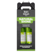 TIGI Bed Head Urban Antidotes Re-Energise Daily Shampoo and Conditioner - Pack of 2 (Worth £27.00)