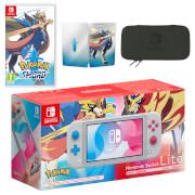Nintendo Switch Lite Pokémon Sword Pack