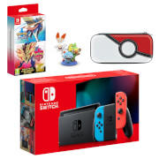 Nintendo Switch Pokémon Sword and Pokémon Shield Pack