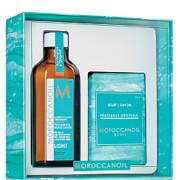 Moroccanoil Light Oil & Soap Gift Pack (Worth $93.90)