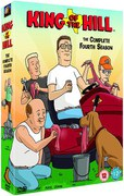 King Of The Hill - The Complete 4th Season