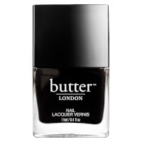 butter LONDON 3 Free Nagellack - Union Jack Black 11ml