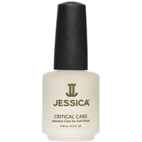 Esmalte base y capa protectora para uñas suaves Critical Care de Jessica (14,8 ml)