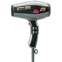 Parlux 3500 Super Compact Ionic Hair Dryer - Sort