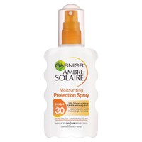 Garnier Ambre Solaire Ultra-Hydrating Sun Cream Spray SPF 30 200ml