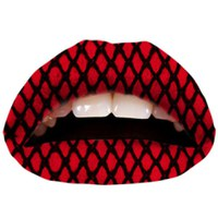 Violent Lips The Red Fishnet