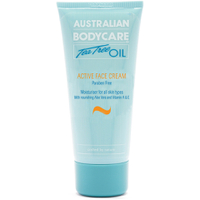 Crema facial Active Face Cream de Australian Bodycare (50 ml)