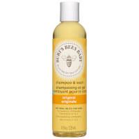 Burts Bees小蜜蜂嬰兒全能洗髮水/沐浴液(235ml)
