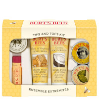 Burt's Bees Tips and Toes Kit (6 produkter)