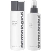 Dermalogica Cleanse & Tone Duo - Dry Skin