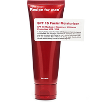 Recipe for Men - Facial Moisturiser SPF15 75ml