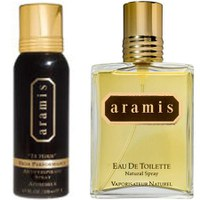 Aramis Classic Duo (60 ml Spray EDT Bundle)