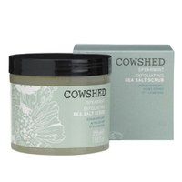Cowshed Spearmint Exfoliating Sea Salt Scrub (350ml)