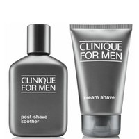 Clinique For Men Cream Shave & Post Shave Healer (Paquete)